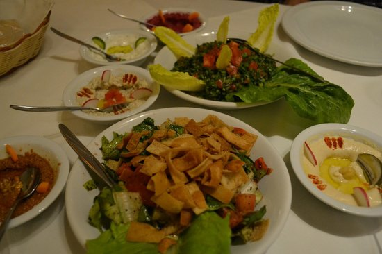 What Is The Best Lebanese Food Restaurant Rome