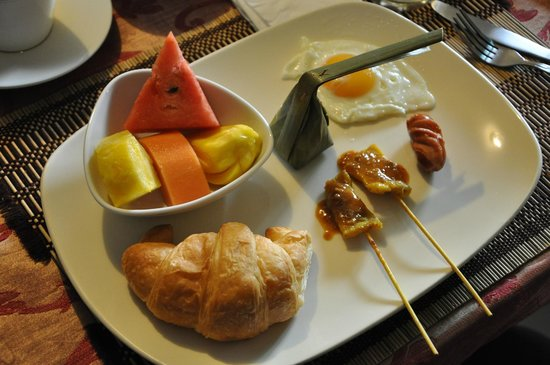 Chiang Mai House for Dreamer: Breakfast prepared with TLC