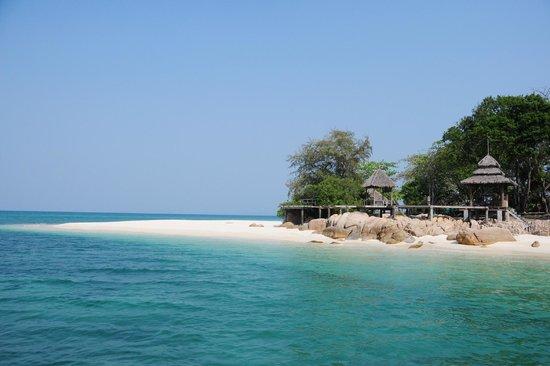 Koh Munnork Private Island Resort by Epikurean Lifestyle: Snorkelling Straight of the Beach