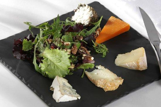L'Escargot : L'Assiette de Fromages affinés