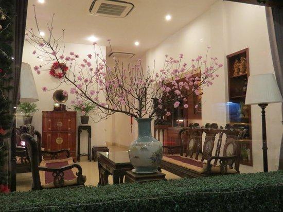Hong Ngoc Dynastie Hotel : Cherry Blossom
