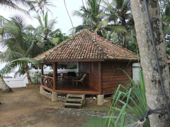 Rockside Cabanas Hotel: Cabana No1