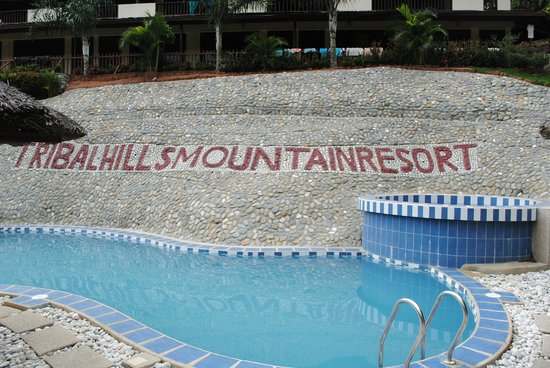 Tribal Hills Mountain Resort: Der Name
