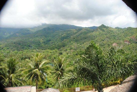 Tribal Hills Mountain Resort : Aussicht