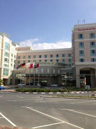 Ramada Jumeirah: Hotel