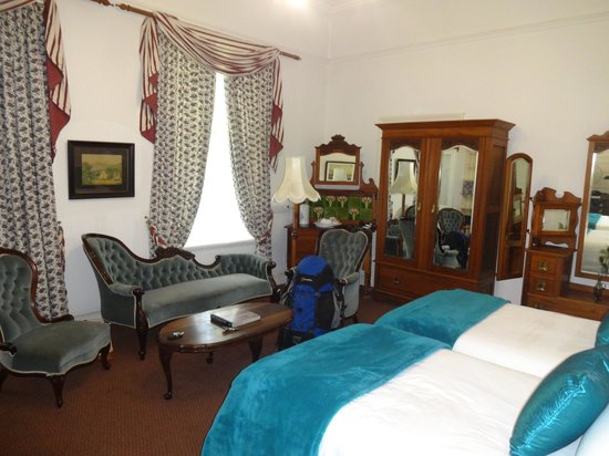 ฟีนบอสวิลลาเกสท์เฮาส์: Bedroom 1