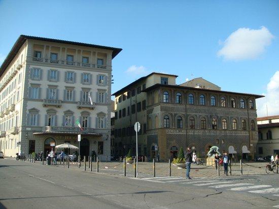 The St. Regis Florence: отель