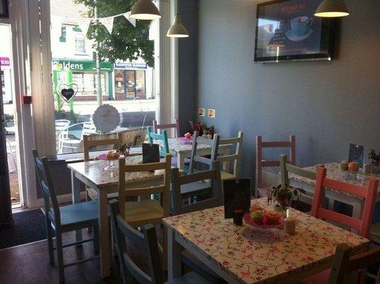 Chiff Chaff Cafe: Chiff-Chaff Café
