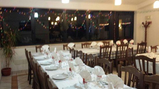 Locanda della Picciolana: Aria natalizia :)