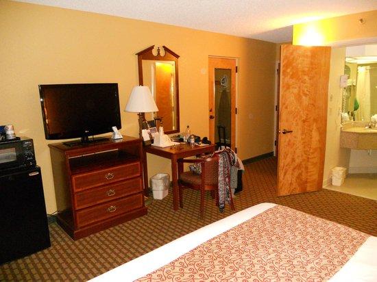 Best Western Intracoastal Inn: la chambre