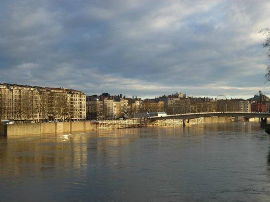 La Grange de Fourvière : Les Quais de Saône