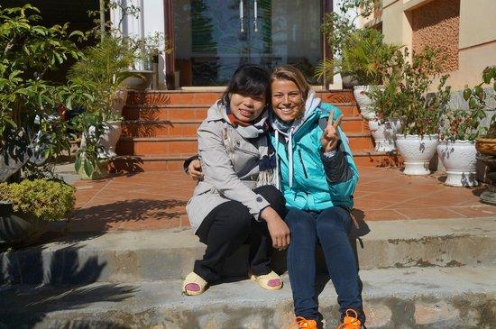 Sapa Eden Hotel: Die gute Seele des Hotels