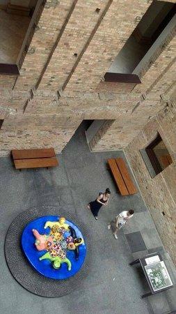 Pinacoteca del Estado: Escultura hall