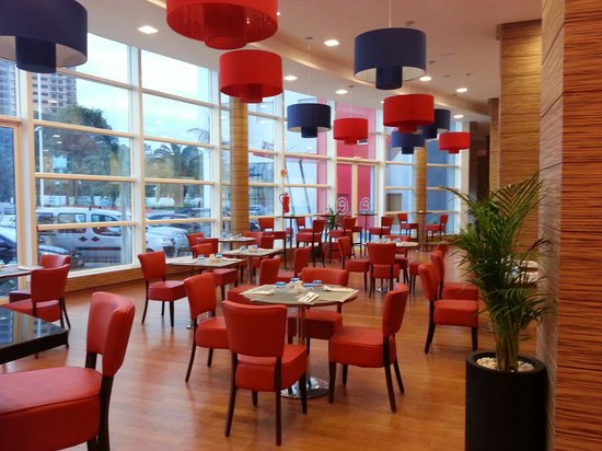 Ramada Encore Tangier : Dining area