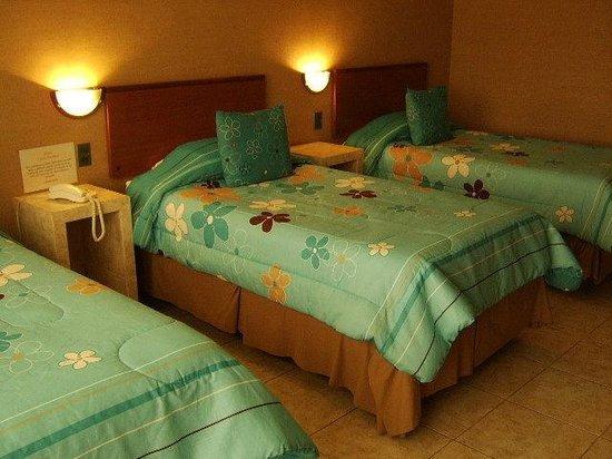 Hotel Costa Pacifico: Triple