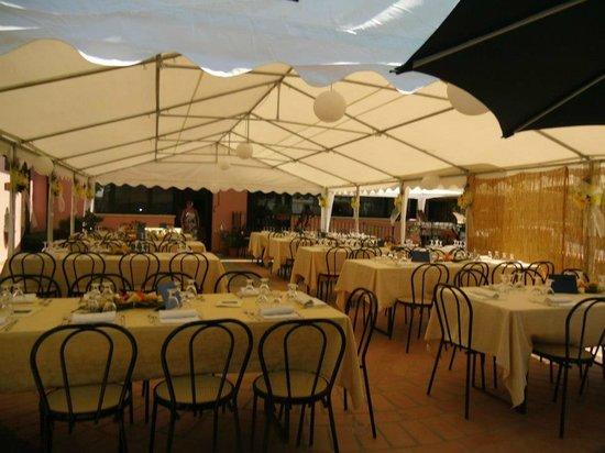 Locanda della Picciolana: Matrimonio Agosto 2012