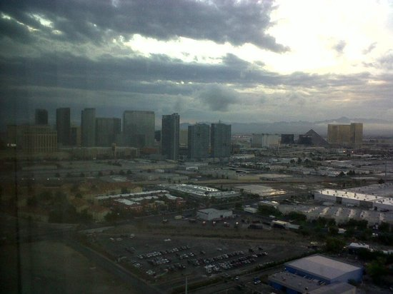 Palms Casino Resort : The view from my room