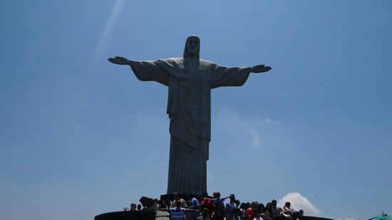 Statue du Christ Rédempteur : Lindo