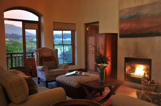De Zalze Lodge: One bedroom luxury suite
