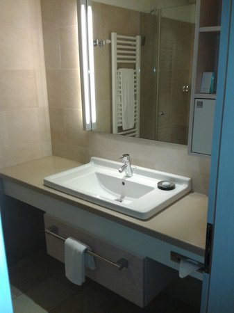 Navigare NSBhotel: bagno