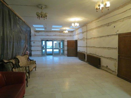 Dedal Hotel : Центральный вход