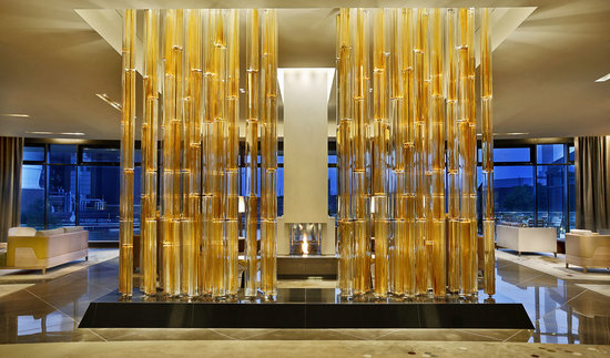 Entrance and Lobby Lounge at The Ritz-Carlton, Wolfsburg