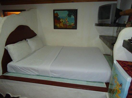 Papillon Resort : Bed