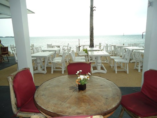 Papillon Resort : cafe