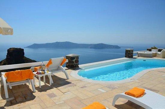 Tholos Resort: Piscina do hotel