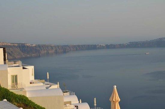 Tholos Resort: Vista da ponta de Santorini