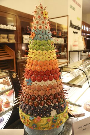 Patisserie Amandine Marrakech : Macaron party