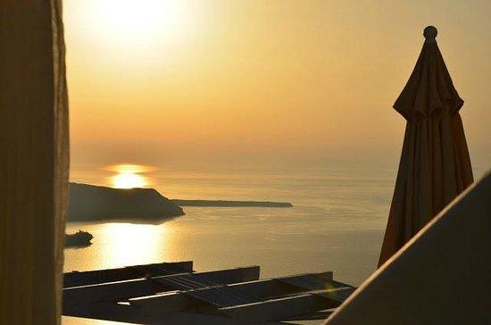 Tholos Resort : Por do Sol