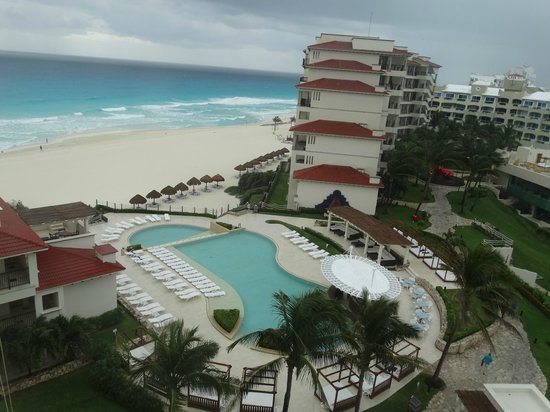Grand Park Royal Cancun Caribe: Grand Park - ótimo