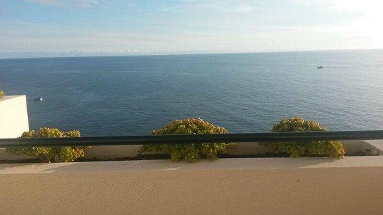 Hotel The Cliff Bay: Blick aus dem Fenster ( bis zum Südpol )