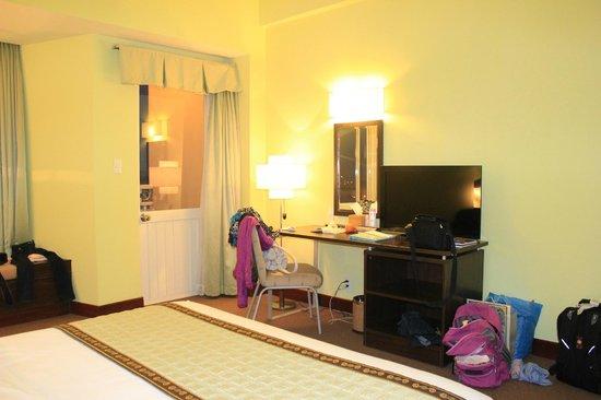 Park View Hue Hotel: nice room