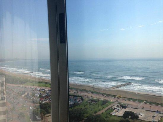 Southern Sun Elangeni & Maharani: Room View 19th floor