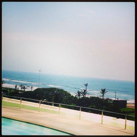 Southern Sun Elangeni & Maharani: View from bar