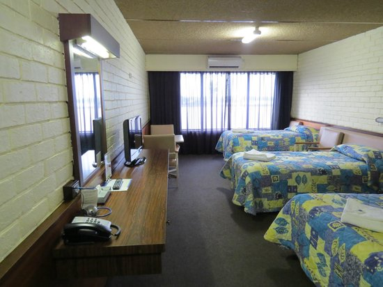 Dog Rock Motel: Standard Double Room