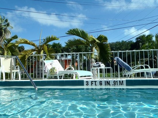 Sea Dell Motel: view from the pool