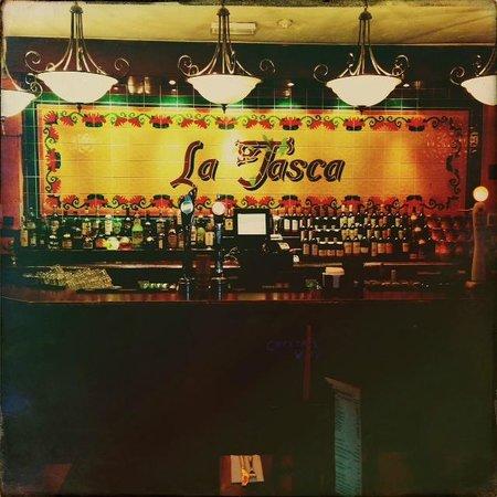 La Tasca - Norwich: The bar in full bloom!