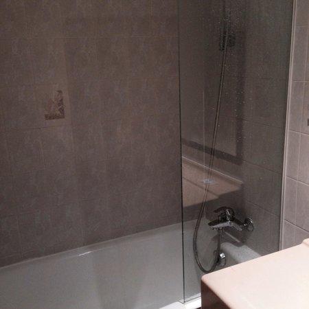 Hotel Monterosa - Astotel: Baño