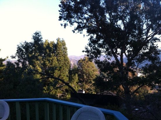 The Malibu Bella Vista : One view from the deck