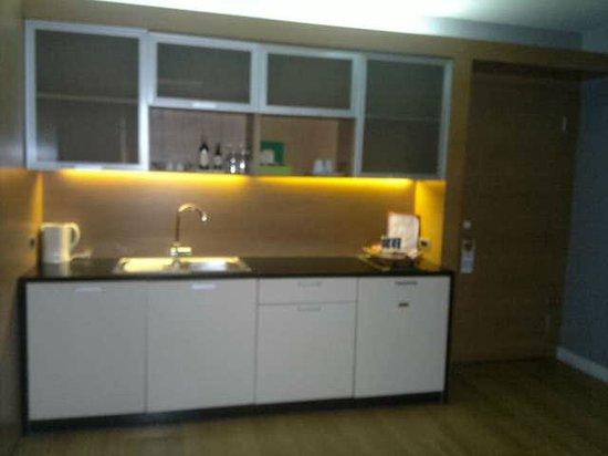 Ansen Suites : Cozinha