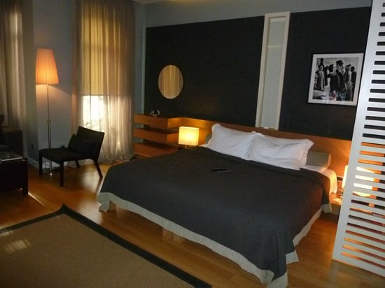 Ansen Suites: Cama King size