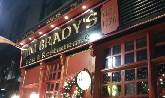 Jim Brady's Restaurant