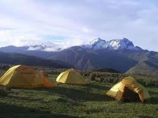 Aventurandes: campamento
