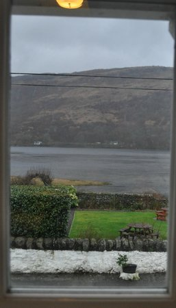 Cairndow Stagecoach Inn: View form Room 5
