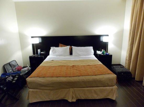 Grand Crucero Iguazu Hotel : Habitación con balcón