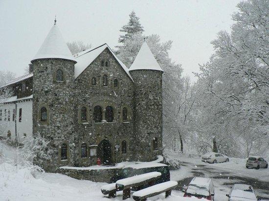 Jagdschloss Holzberg: Haupthaus