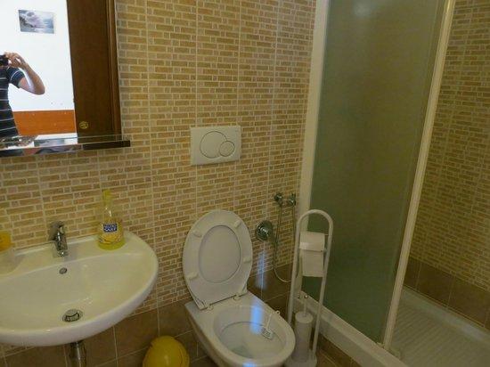 Guest Haus Praetorium: bathroom